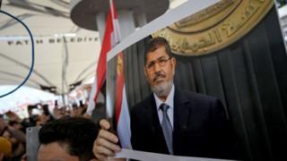 Muhammed Mursi için gıyabında cenaze namazı