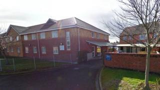 Stansty House Nursing Home in Rhosddu, Wrexham