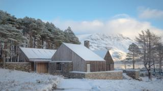 Lochside House, West Highlands (contract value not for publication) - Haysom Ward Miller Architects for a Private Client