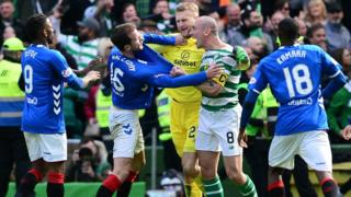 Scott Brown and Andy Halliday