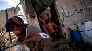 Panorama; Saving Syria's Children