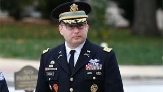 Підполковник армії США українського походження виступив проти Трампа
