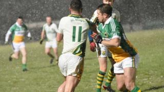 """Glenswilly's Eddie Crawford described Williams' performance as """"magic"""""""