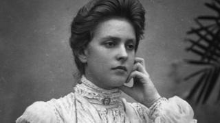Retrato de la princesa Alicia de Battenberg
