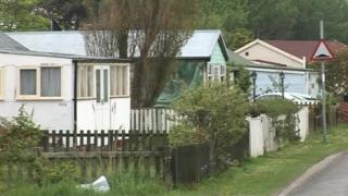 Chalets on Humberston Fitties