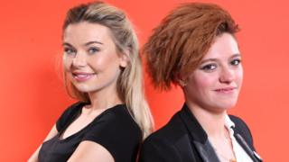 Toff and Jack Monroe