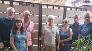 नेपालमा फसेका ब्रिटिश नागरिकहरू