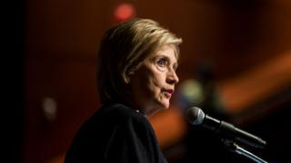 Hillary Clinton: Russia 'grooming' US third-party candidate