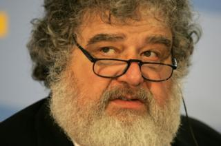 Chuck Blazer, then Chairman of the FIFA Organising Committee for the Confederations Cup, pictured on 13 June, 2005