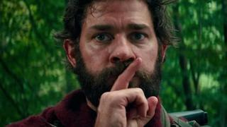 Scene in a quiet place