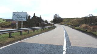 Dumfries and Galloway sign