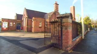 City of Birmingham School in Fentham Road