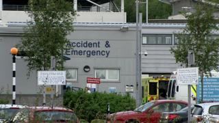Ulster Hospital emergency