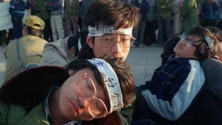 Sinh viên Việt Nam chưa quan tâm đến đấu tranh dân chủ như những sinh viên Trung Quốc thập niên 80?