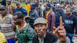 men in Zimbabwe