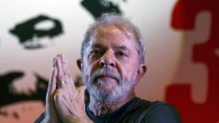 O ex-presidente Lula