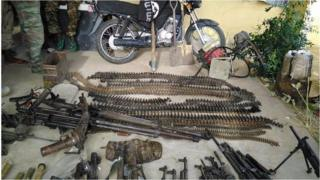 During di operations, 27 na oga Musa say soldiers kill and recover guns and bullet.