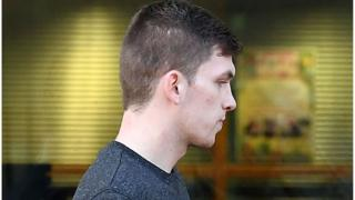 Conair Adams-Whyte pleaded guilty to a single charge of raping the schoolgirl in the bedroom of his home in 2015