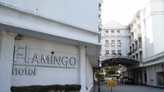 火烈鸟酒店(Flamingo Hotel)