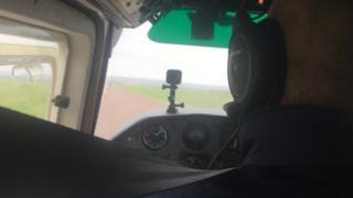 Westray runway