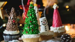 Різдвяні десерти