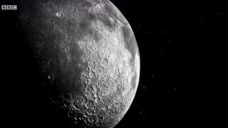 Місяць зменшився на десятки метрів, кажуть у NASA