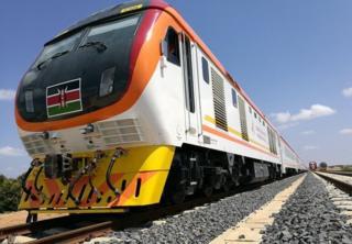 肯尼亚蒙巴萨--内罗毕铁路