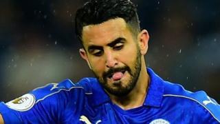 Mahrez amekuwa na mchango mkubwa ndani ya klabu ya Leicester City