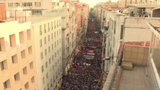 ဆန္ဒပြပွဲတွေ ထပ်ကျင်းပဖို့ ပါလက်စတိုင်းတွေပြင်ဆင်