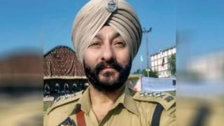 देविंदर सिंह, काश्मीर,