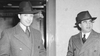 Albert Tannenbaum y Abe Reles.
