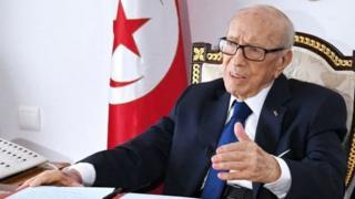 président tunisien Beji Caid Essebsi