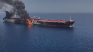美国运油轮船