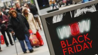 Anuncio del Black Friday