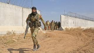 Türkiye destekli Suriyeli savaşçılar