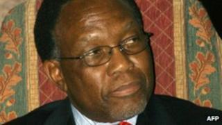 Kgalema Motlanthe, anasema kuwa hana uhakika iwapo atakiunga mkono chama tawala cha African National Congress-ANC