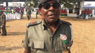 Anthony Uko, Former Nigerian Soldier
