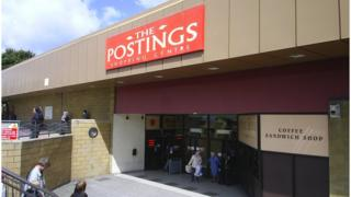 The Postings Mall
