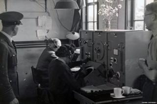 Set Room at RAF Cheadle