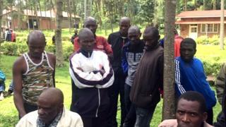 Benshi muri aba bahoze muri FDLR bavuga ko gutaha mu Rwanda byabateye ubwoba bigatuma leta ya Kongo ikoresha imbaraga