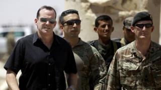 미국의 IS 격퇴전 특사 브렛 맥거크