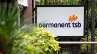 Permanent TSB sign