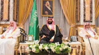 يتمتع ولي العهد الأمير محمد بن سلمان بنفوذ كبير داخل أروقة صنع القرار السعودي