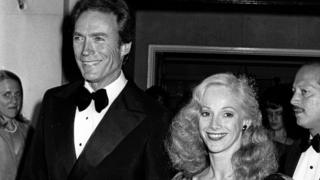 Clint Eastwood to Sondra Locke