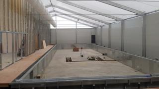 Temporary pool