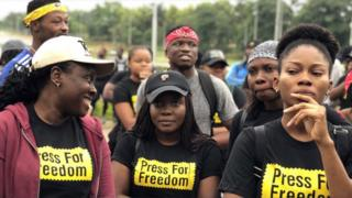 Press freedom: Tori pipo dey face jail, abuse for Nigeria- Amnesty Int'l