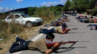 Mexico indigenous group recruits children as police after attack