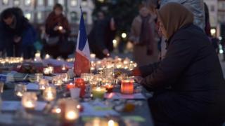 Вшанування жертв теракту