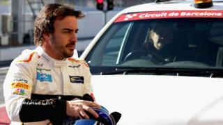 Fernando Alonso a déclaré qu'il avait pensé à quitter la Formule 1 à la fin de la saison dernière.