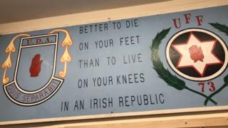 Loyalists on the Troubles: 'Better to die on your feet'